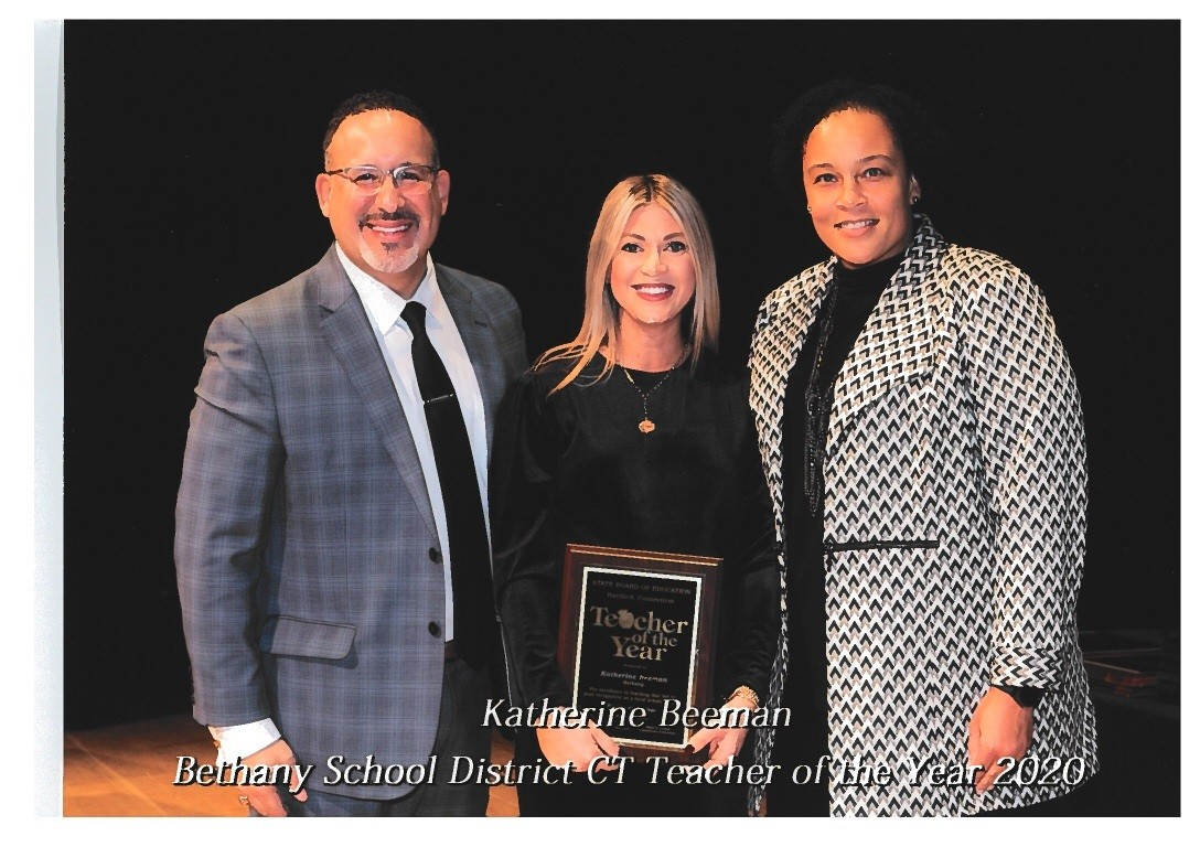 Picture of Katherine Beeman Btehany Community School 2020 Teacher of the Year