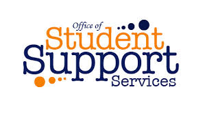 Image that says Office of Student Support Services